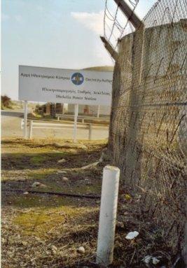 Central Eléctrica Chipriota en Dhekelia (Click para ampliar) (C) Jesper Nielsen