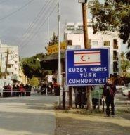 Frontera entre Chipre y la RTNC