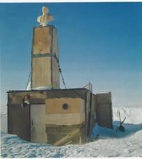 Lenin en la Antártida