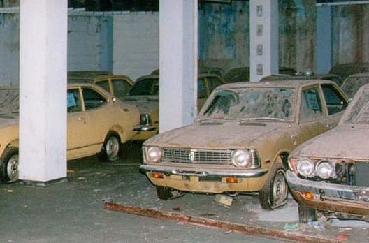 Concesionario de la Toyota en Varosha