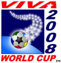 Logotipo de la Viva Wolrd Cup de 2008