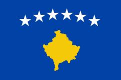 Bandera de Kosovo
