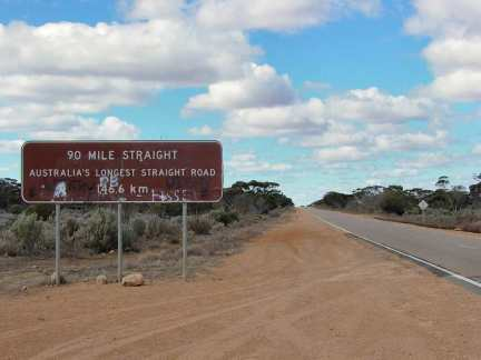 Nullarbor Plain Road