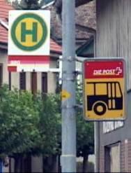 Cabinas de teléfono suizas y alemanas en Büsingen