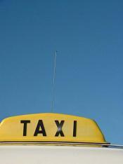 ¡Taxi!