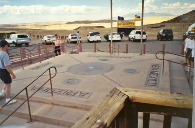 Four Corners Monument (click para ampliar)