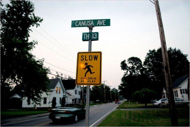 Canusa Road (click para ampliar)