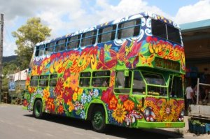 El Hippie-Bus