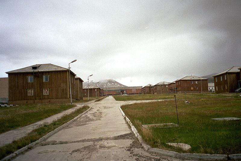 Pyramiden, la ciudad fantasma del Ártico