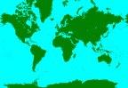 El verdadero tamaño de los continentes