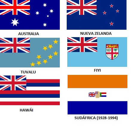 la bandera de noruega es una de las cinco banderas