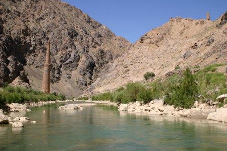 El Minarete de Jam, un faro en mitad de las montañas