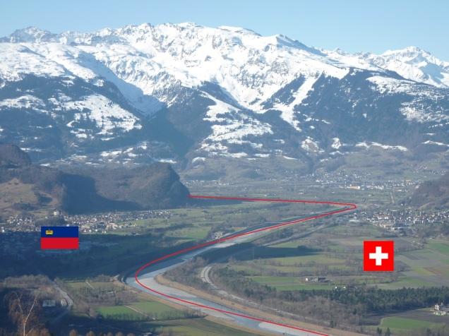 Liechtenstein_Border