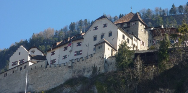Liechtenstein_Castillo_Vaduz