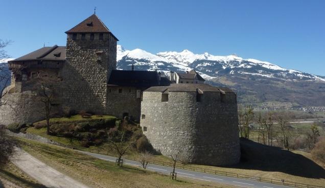 Liechtenstein_Castillo_Vaduz_2