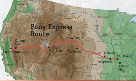 Pony_Express_Map
