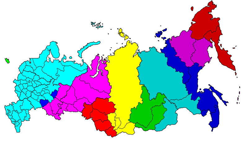 Timeinrussia