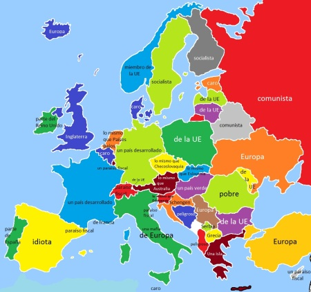 Europa Autocompletada