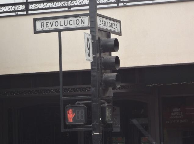 Tijuana crossroads