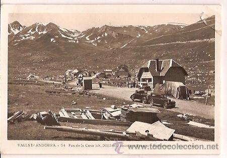 Pas de la Casa 1949