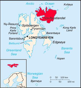 Nordaustlandet