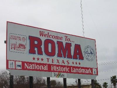 roma, tx