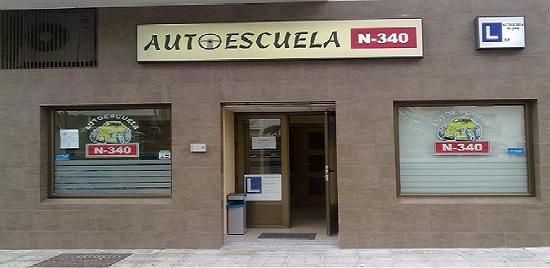 Autoescuela N340