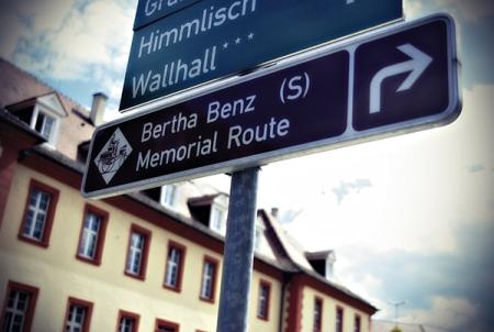 Bertha Route