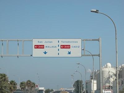 N340 Aeropuerto Málaga