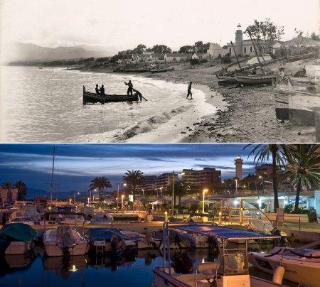 marbella ayer y hoy