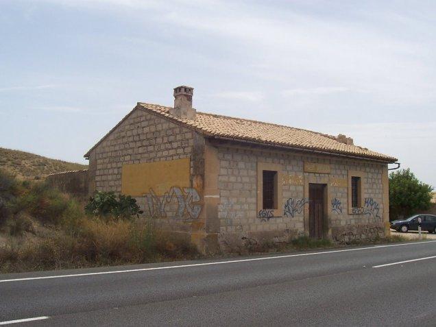 N340 Casilla Xixona