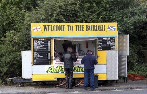 Berwick Border
