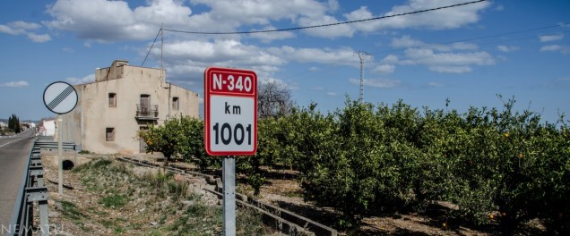 N340 Km 1001 Castellón