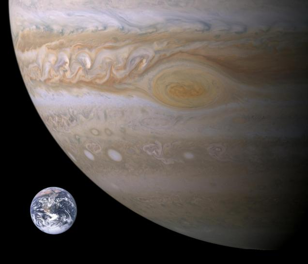 Jupiter-Earth-Spot_comparison