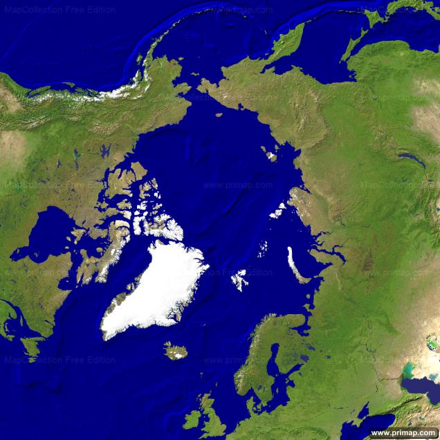 North Pole 1