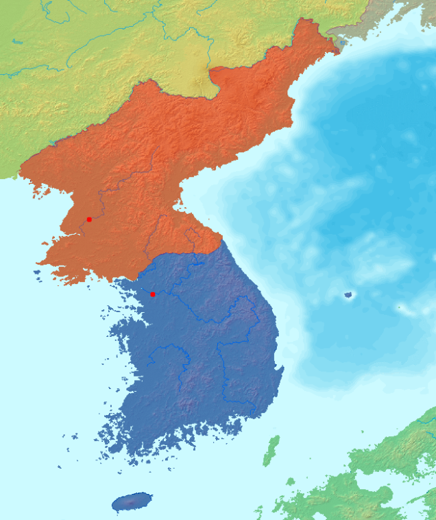 Map_korea_without_labels