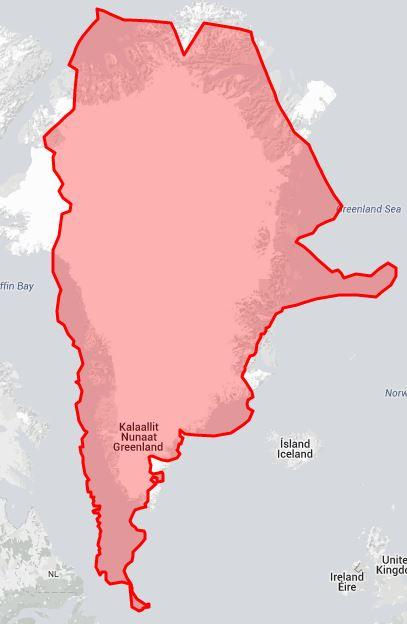 Argentina vs Greenland
