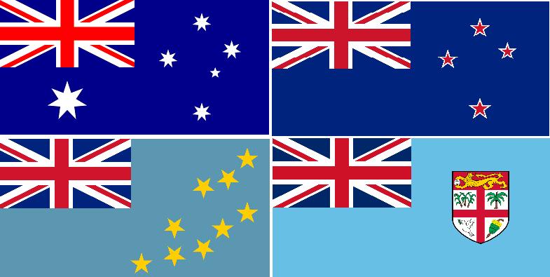 Banderas  Fronteras