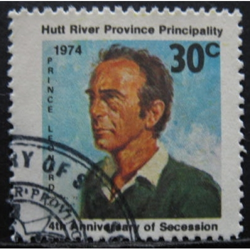 Hutt River Stamp