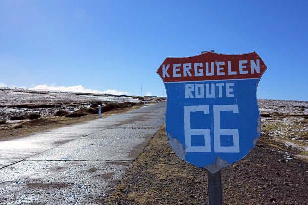 Kerguelen Route 66