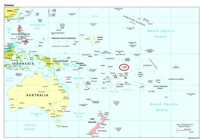 tokelau_mapa