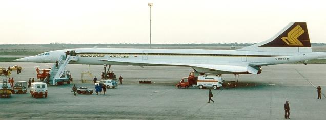 Concorde Barcelona