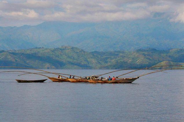 kivu boats