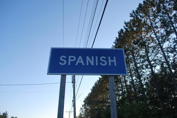 Spanish Ontario
