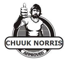 Chuuk Norris