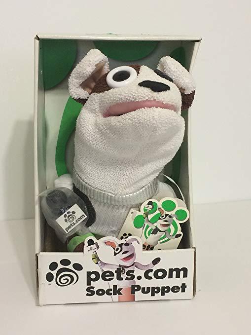 dotcom pets sock
