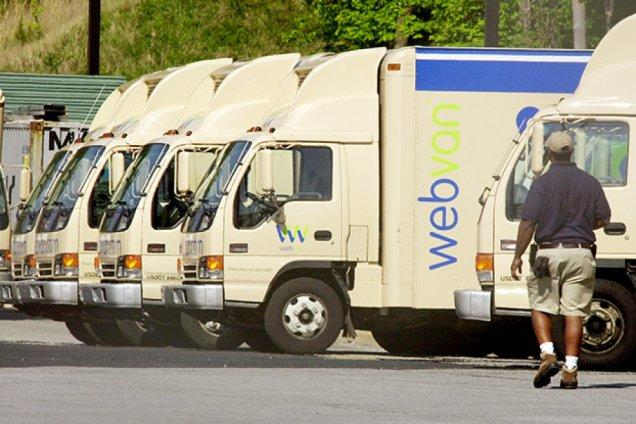 dotcom webvan fleet
